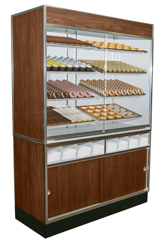 Bakery Displays For Your Total Merchandising Display