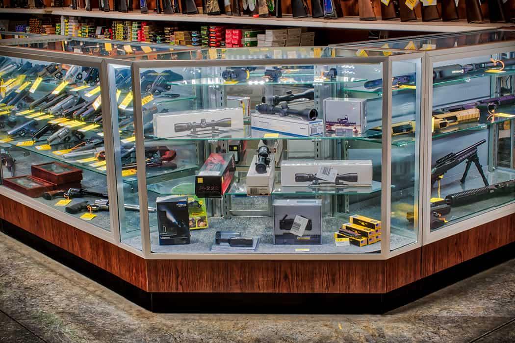 Secure Display Cases - Jahabow TDL Seurce Display Series
